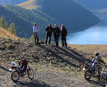 MOTORCYCLE FUN TOUR
