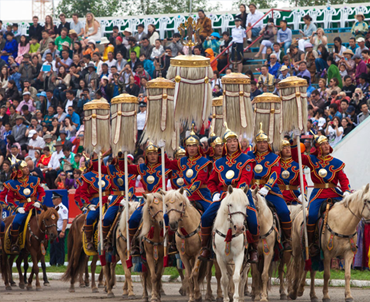 NAADAM BY MONGOLS TOUR