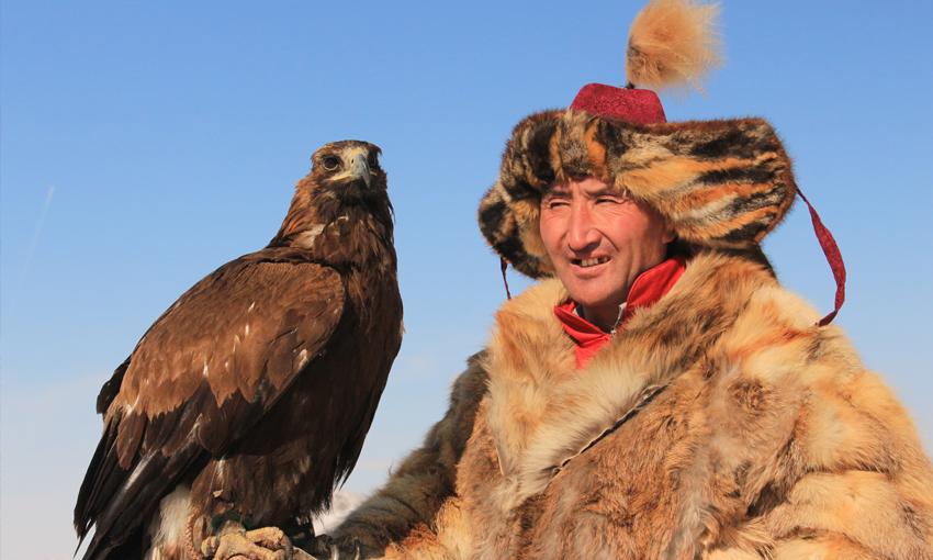 gobi eagle festival
