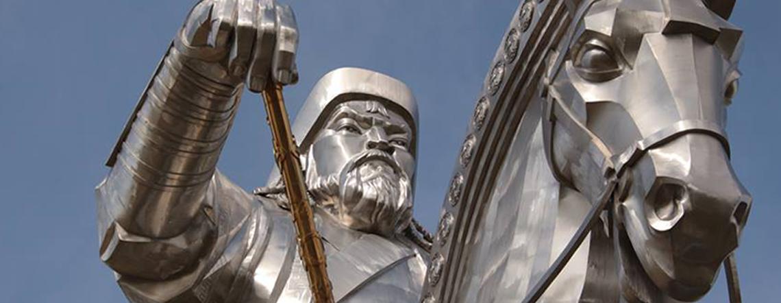 Chinggis khaan tour