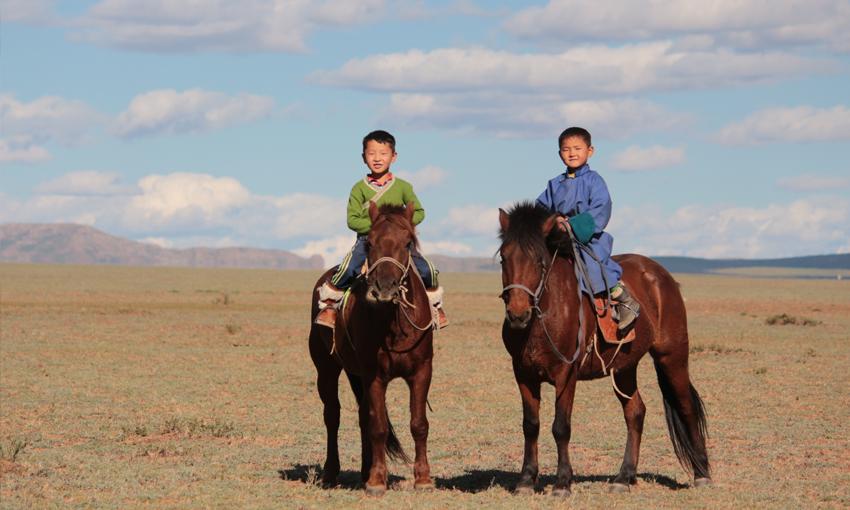 HEART OF MONGOLIA