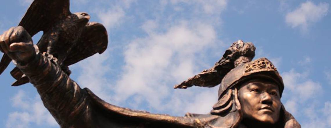 Chinggis khaan trip
