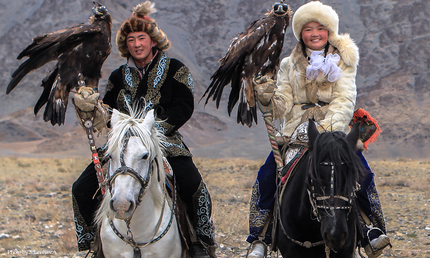 Gobi & eagle festival